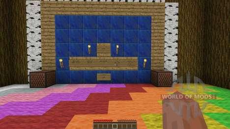 WoollyParour V.2.1 PL für Minecraft