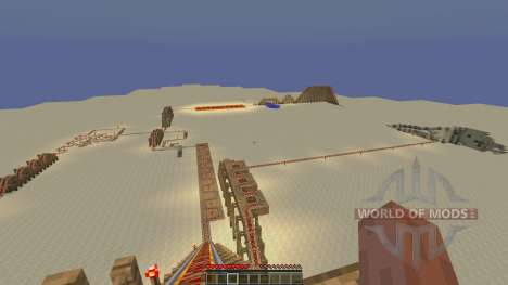 MegaRollerCoaster pour Minecraft