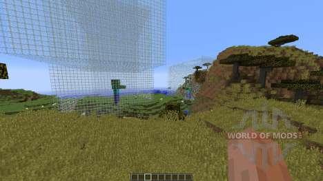 Géant Zombë Monde pour Minecraft