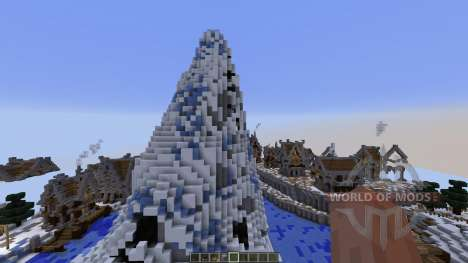 Winters Secret pour Minecraft