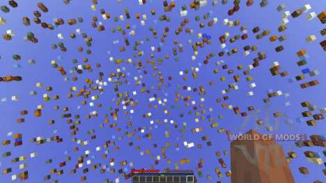 Empyrean Sphere Beta pour Minecraft
