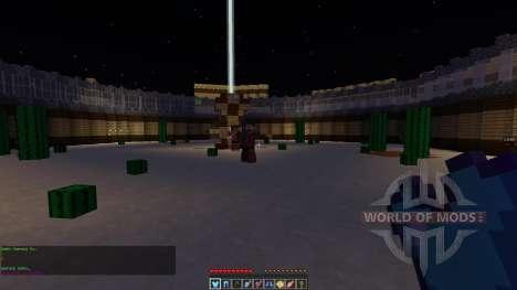Arena Minigame pour Minecraft