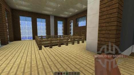 Prebuilt House für Minecraft