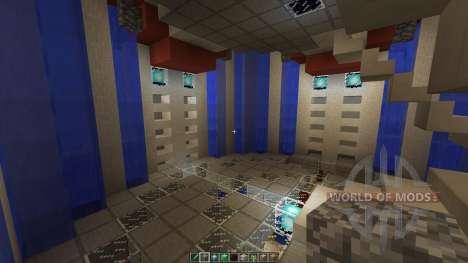 Dyans Floating Battle Island pour Minecraft