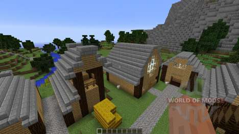 Arginia für Minecraft
