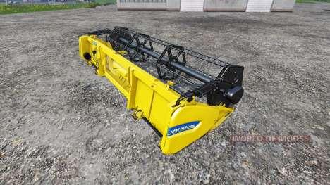 New Holland Varifeed18FT pour Farming Simulator 2015