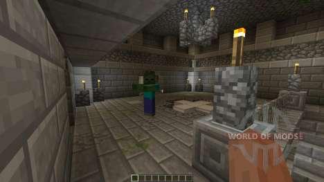 Iron Crypt pour Minecraft