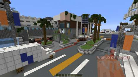Minecraft: Stormfront Call of Duty pour Minecraft