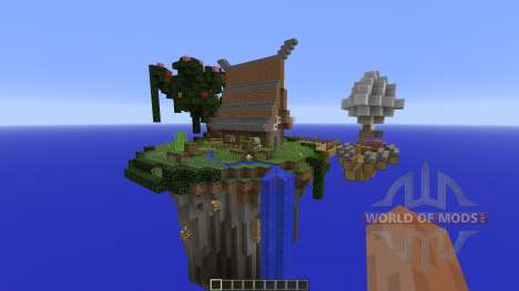 Sky Island Paradise pour Minecraft