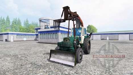 YUMZ-6L [attaquer] pour Farming Simulator 2015