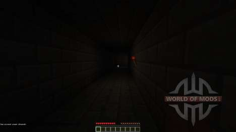 Left Alone Horror Map pour Minecraft