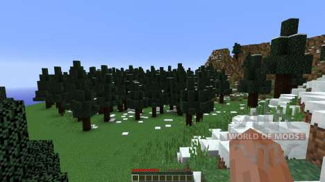 Secundus Island Custom Map survival ready pour Minecraft