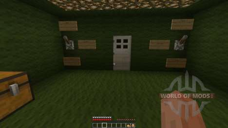 The Mad House für Minecraft