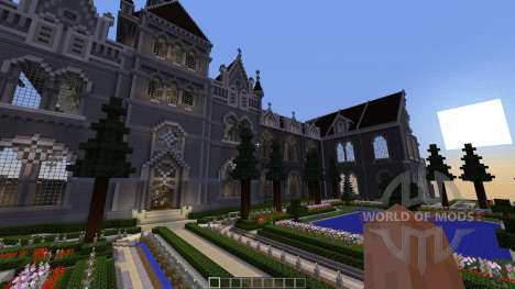 he Knoxian Institute of Alchemical Studies für Minecraft