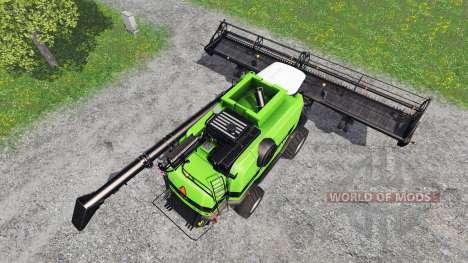 Deutz-Fahr 7545 RTS v1.3 für Farming Simulator 2015