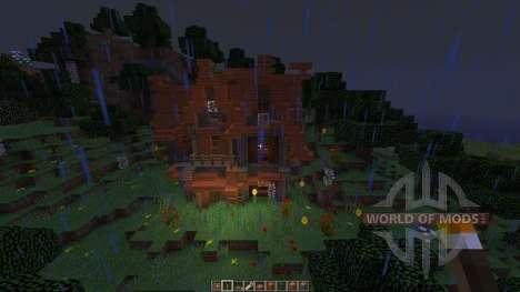 Acacia House für Minecraft