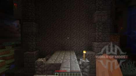 Lair of Herobrine pour Minecraft