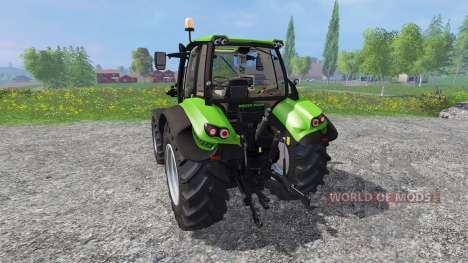 Deutz-Fahr Agrotron 6140.4 TTV pour Farming Simulator 2015