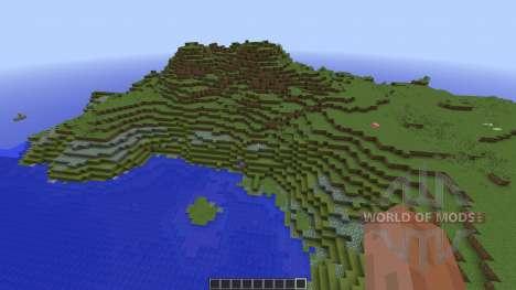 Aldaria pour Minecraft