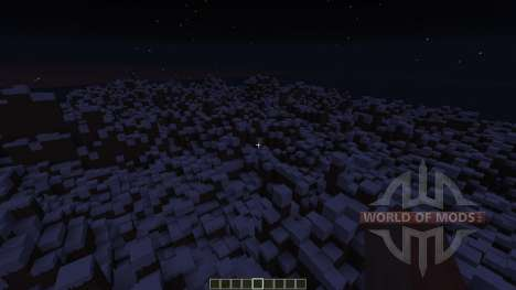 Snowy Mountain range pour Minecraft