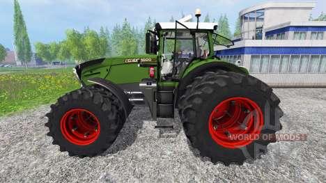 Fendt 1000 Vario für Farming Simulator 2015