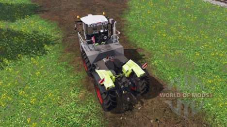 CLAAS Xerion 3800 SaddleTrac v3.0 pour Farming Simulator 2015