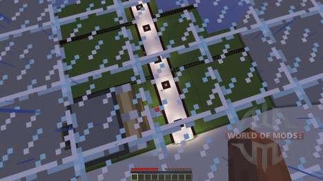 Catalyst Prison Server Map pour Minecraft