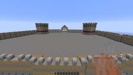 Minecraft Medieval Castle of Epicness für Minecraft