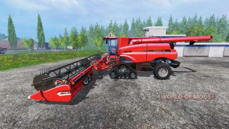 Case IH Axial Flow 9230 [turbo] v4.0 für Farming Simulator 2015