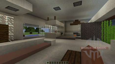 Minimalistic House pour Minecraft