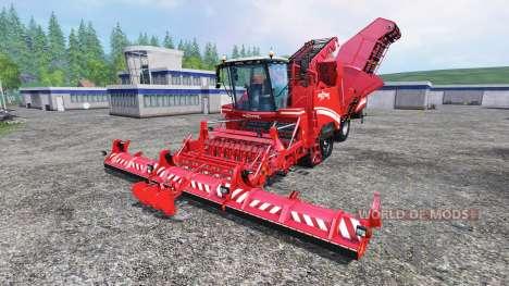 Grimme Maxtron 620 pour Farming Simulator 2015