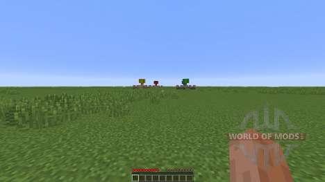 Blind PVP für Minecraft
