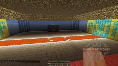 PvP Arena pour Minecraft