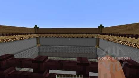 Mining Spleef pour Minecraft