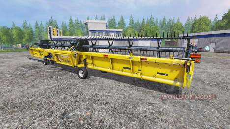 New Holland Super Flex Draper 45 für Farming Simulator 2015