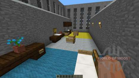 Furnitures 2 pour Minecraft