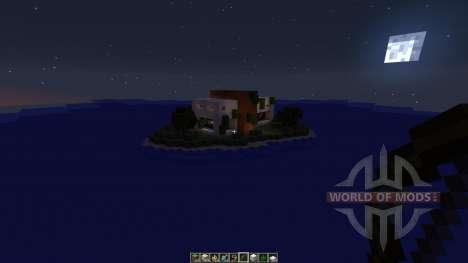Aqua pour Minecraft