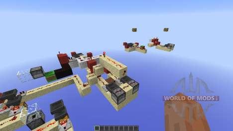 Survival Gamble-Machine pour Minecraft