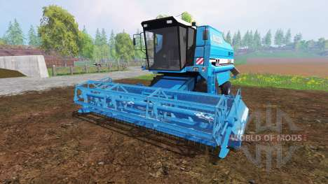 Bizon BS 5110 v1.2 pour Farming Simulator 2015