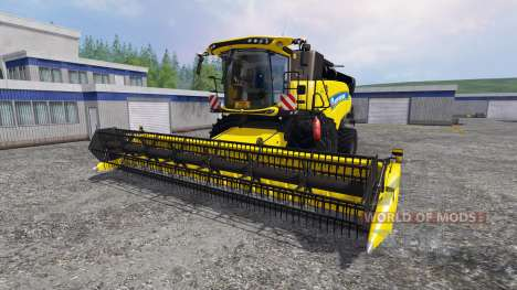 New Holland CR9.90 v2.0 für Farming Simulator 2015