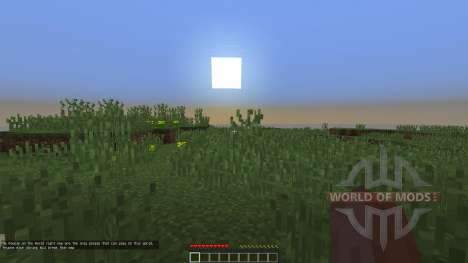 Difficulties pour Minecraft