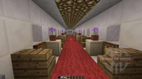 Megas First Ever Plane pour Minecraft