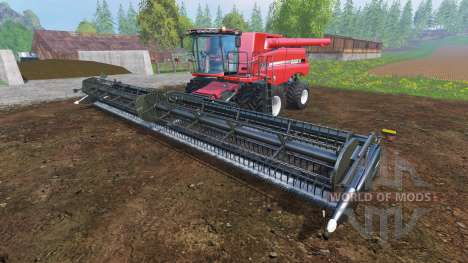 Case IH Axial Flow 9230 [dynamic front wheels] pour Farming Simulator 2015