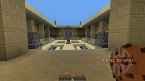 Courtyard of Death pour Minecraft