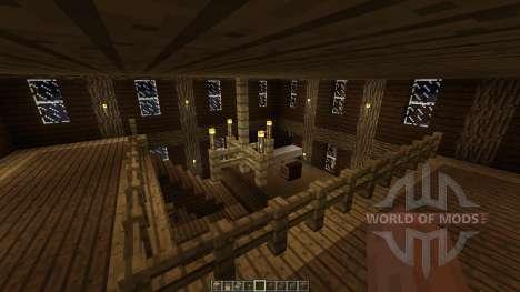 Western Saloon für Minecraft