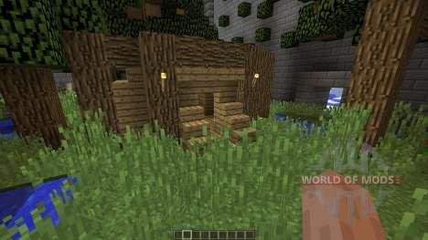 BiomeShift pour Minecraft