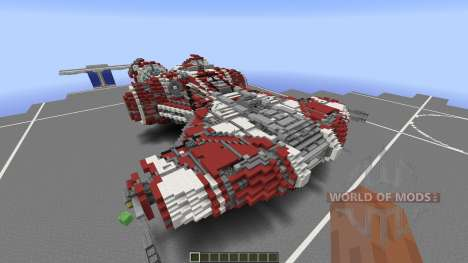 Star Wars Vehicle Collection pour Minecraft
