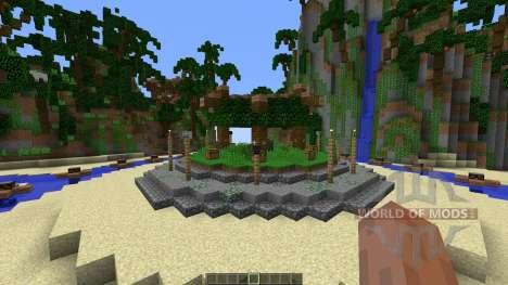 Breeze Island 2 für Minecraft