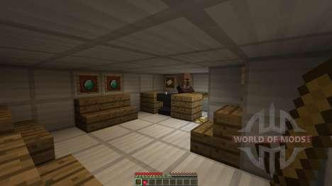 Pyramid Peril pour Minecraft