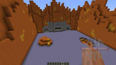 Red Cliffs pour Minecraft